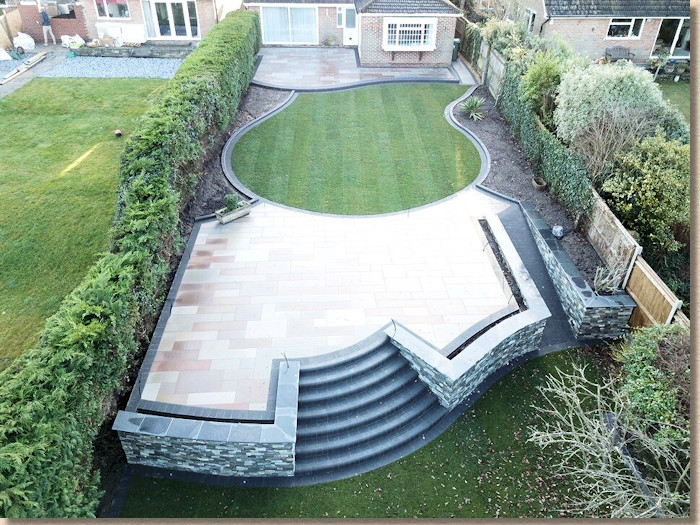 Best Large Patio
