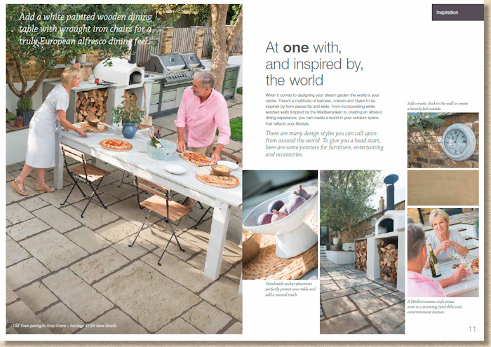 Inspiration from Bradstone