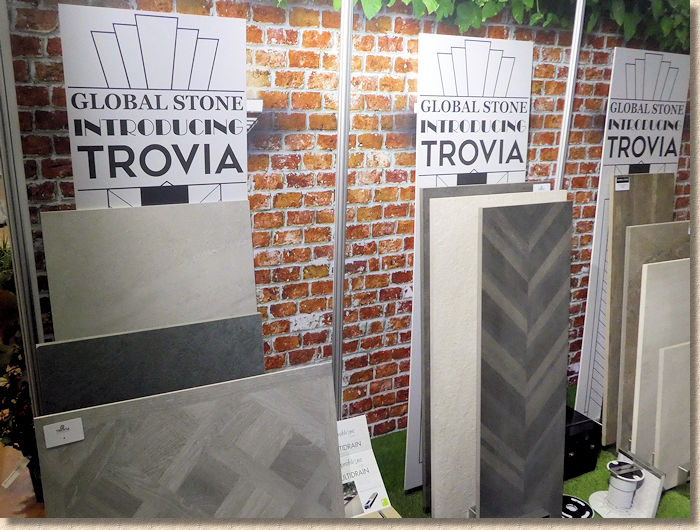 Trovia from Global Stone
