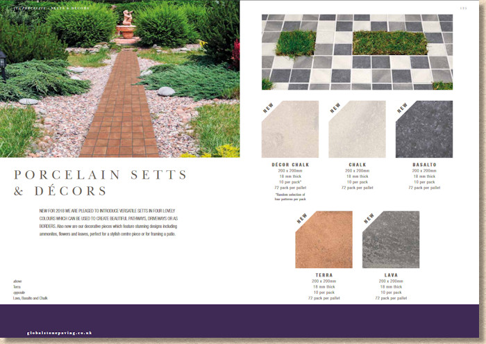 Decor Porcelain setts