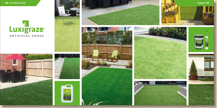 luxigraze artificial grass