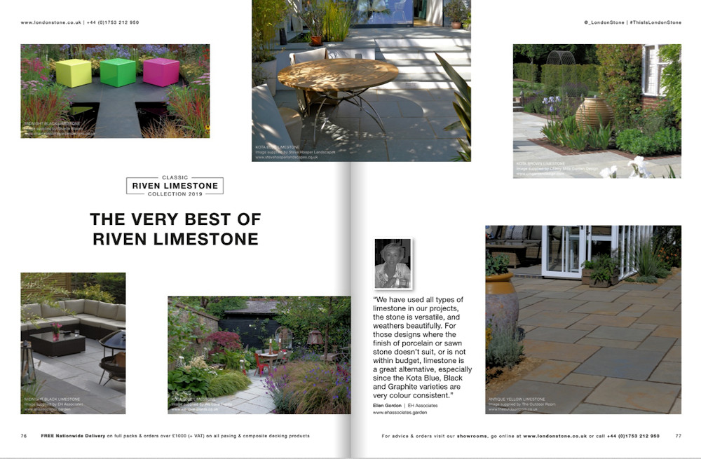 medium images of limestone paving