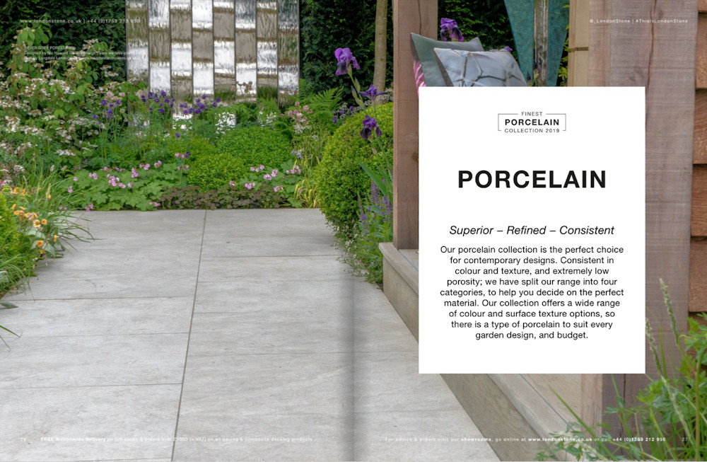 Porcelain from London Stone