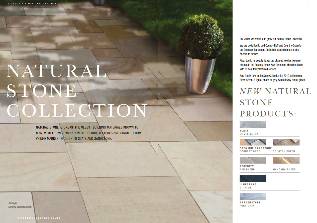 new stone products