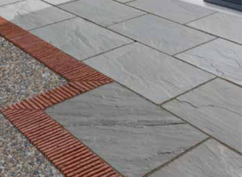 bradstone Tile On Edge