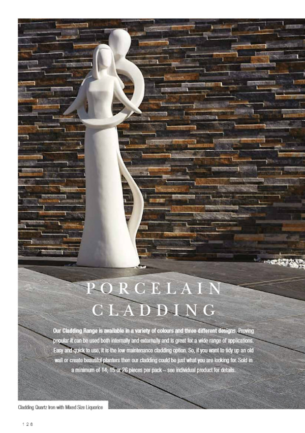 global stone porcelain cladding