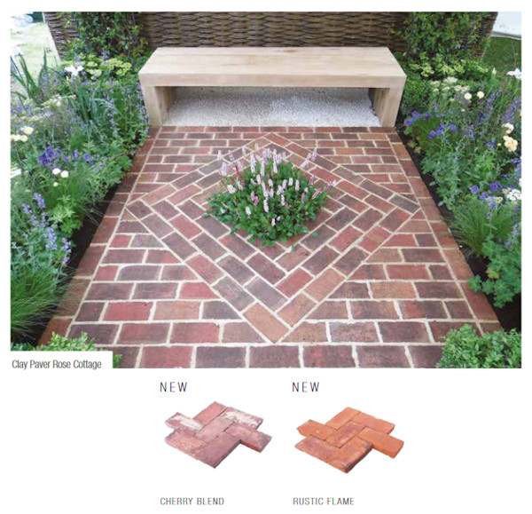 global stone clay pavers