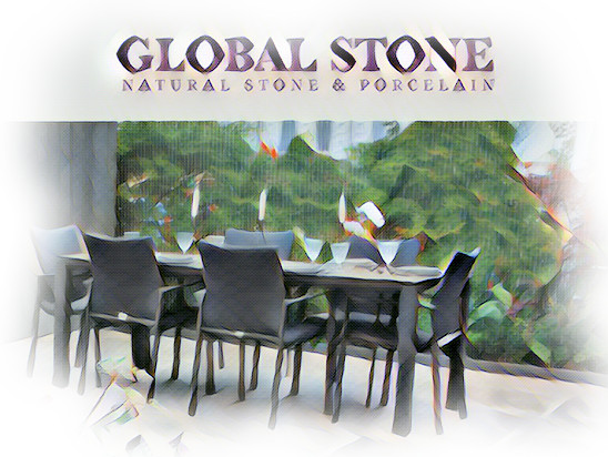 Global Stone 2020 Brochure Review Logo