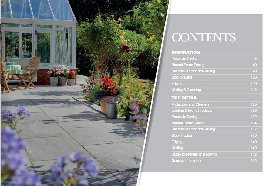 pavestone brochure contents