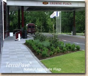 TerraPave Flags