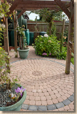 terswin paving patio