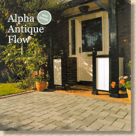 alpha antique flow