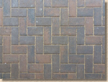resiblock sealed paving