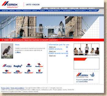 cemex home page