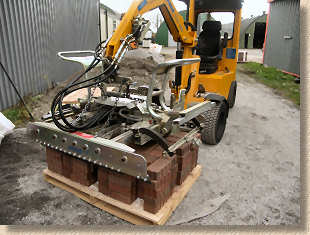 layer being lifted