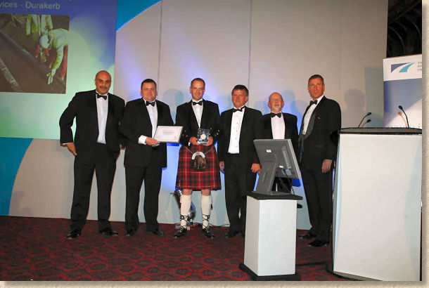 IHT award for Durakerb