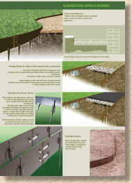 everedge steel edging system