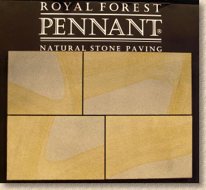 forest pennant stone