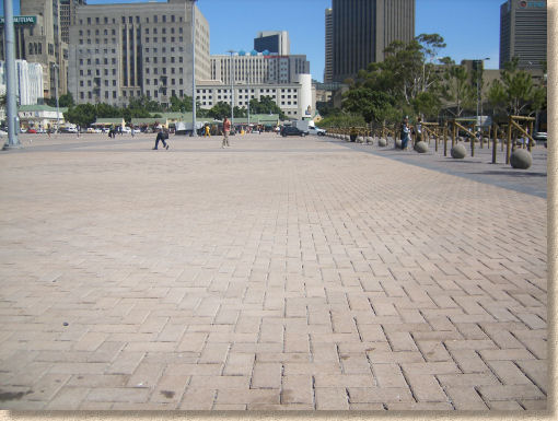 completed paving