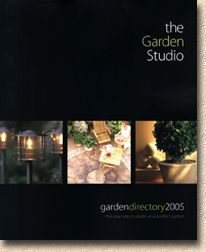 garden studio 2005 catalogue