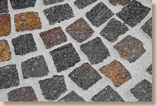 gftk jointed porphyry setts