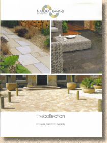 natural paving 2012 brochure cover