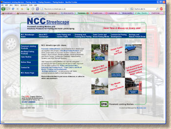 ncc streetscape website