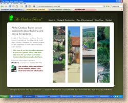 outdoor room website