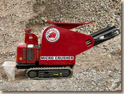 Red Rhino Micro Crusher