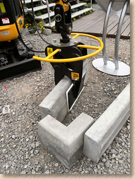 jcb kerb lifting attachment