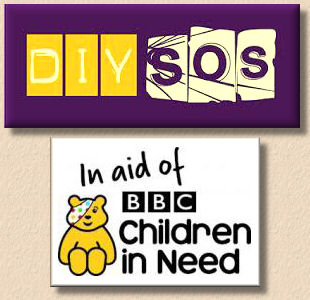 children in need and diy sos