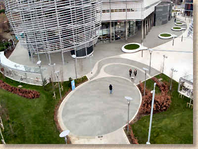 northumbria university campus
