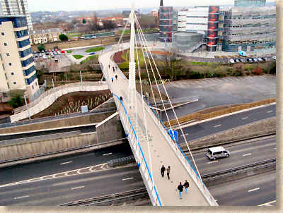 northumbria university bridge