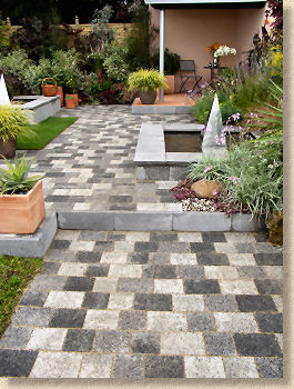 new block paving