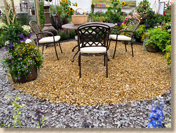 Elegant Loose Gravel