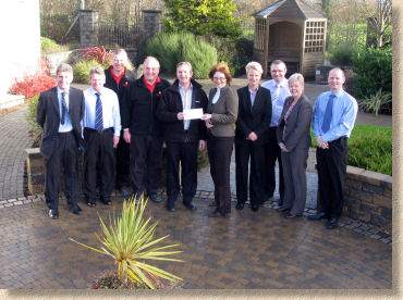 tobermore charity donation