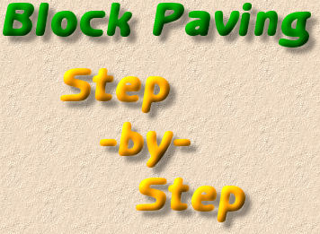 Step-by-Step Block Paving