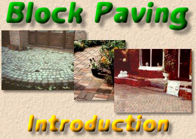 Block and Brick Paving