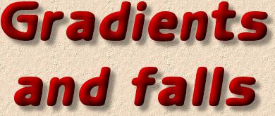Pavingexpert Gradients And Falls