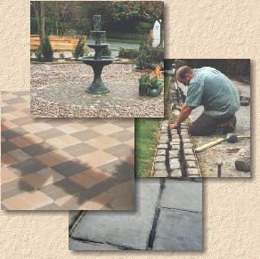 Paving by Design