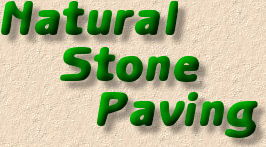 natural stone for paving