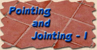 Pointing and Jointing