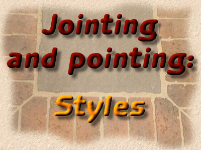 pointing styles
