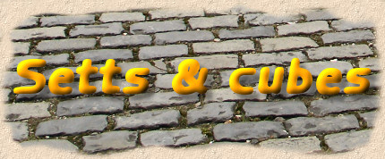 setts and cubes