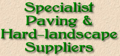 specialist paving merchants