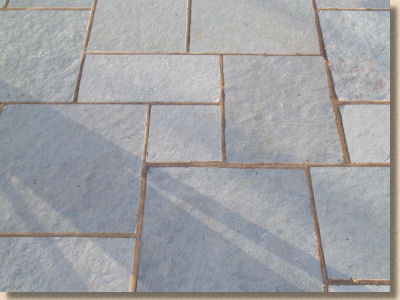 kota blue limestone flags