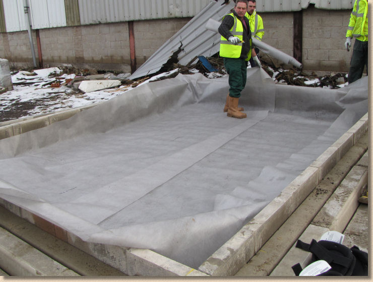 Pavingexpert Concrete Block Permeable Pavement Installation