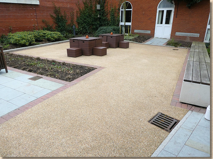 Resin Based Paving Pavingexpert