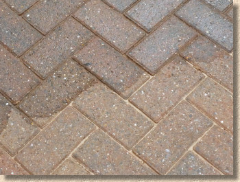 Sealed Block Pavers