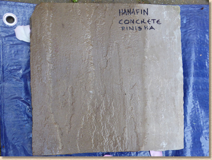 Hanafin Concrete Finisha